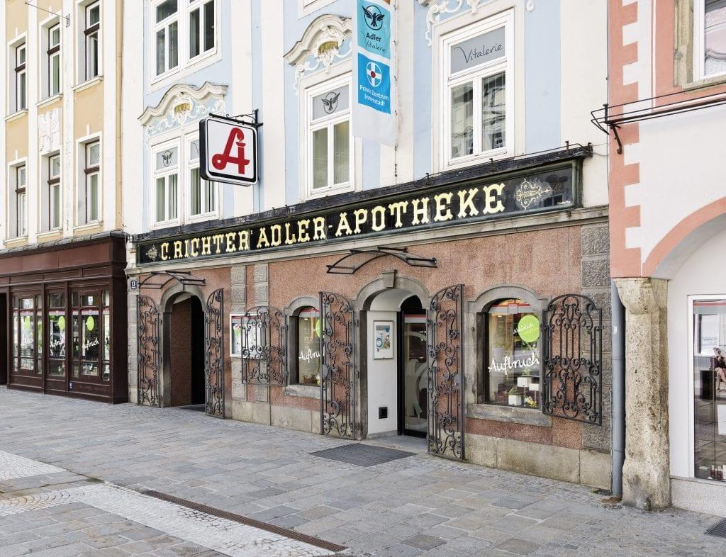 Kooperation Adler Apotheke & Wundgesund
